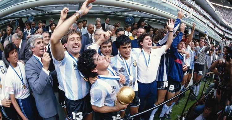 আর্জেন্টিনার বিশ্বকাপ জয়ী তারকা ফুটবলার আর নেই
