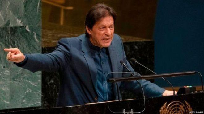 নিজের পদত্যাগ নিয়ে কথা বললেন : ইমরান খান
