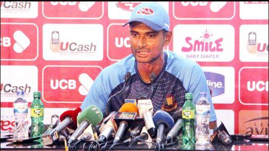 ভারতের বিপক্ষে টি-২০ তে ৩৮ ডট বলের ব্যাখ্যা দিলেন মাহমুদউল্লাহ