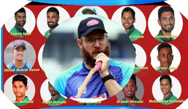 বাংলাদেশ ক্রিকেটকে অনেক বড় দু:সংবাদ দিলেন : ভেট্টোরি