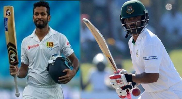 তামিম না করুনারত্নে টেস্ট সিরিজের সর্বচ্চো রান সংগ্রাহক হলেন যে ক্রিকেটার