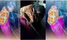 গোয়ালঘরে শিকলে বাঁধা অবস্থাতেও ছেলেদের নিয়ে যা বললেন বৃদ্ধা মা