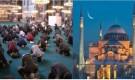 ৮৬ বছর পর আয়া সোফিয়া মসজিদে প্রথম রমজান পালন করলো মুসলিমরা