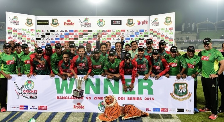Tigers Victory Celebration For All Over the Year 2015